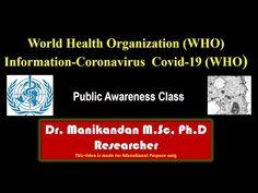 World health organization updates for corona virus World Health Organization, What Can I Do, Adolescence, Drugs, Make It Yourself, Youtube, Corona, Youtubers, Youtube Movies