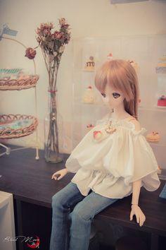Mirai Suenaga Smart Doll by 赤血の月
