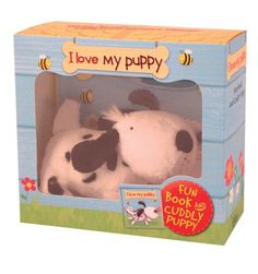 Lost on 09 Jun. 2016 @ Worthing, West Sussex. Much loved Black and White puppy toy from book and toy set. Lost between Strathmore Road and Roedean Road (including Terringes Ave and Ringmer Rd). Visit: https://whiteboomerang.com/lostteddy/msg/spj575 (Posted by Emma on 10 Jun. 2016)