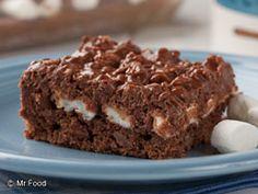 Chocolate Crumble Bars (Kitchen Sink Cookie Bars)