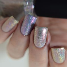 ILNP Rosewater Color Kissed Ultra Holos