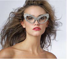 Murat Ozkasim Portrait featuring Mercura Crystal Extreme Eyewear NYC