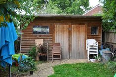 Cladding a shed - affordable / attractive options - Page 1 - Homes, Gardens and DIY - PistonHeads