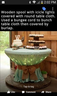 Cheap party tables