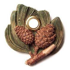 Pine Cone Door Bell