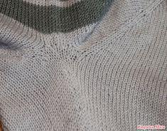 Вязала с подрезами. Шикарнейший мк http://basic-knitting.livejournal.com/24209.html вам поможет. Бесконечно благодарна автору, многое почерпнула для себя.