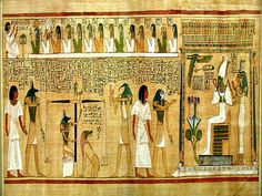 Ancient Egypt Afterlife Beliefs. The_Book_of_the_Dead_afterlife_journey