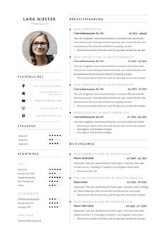 To get the job, you a need a great resume. The professionally-written, free resume examples below can help give you the inspiration you need to build an impressive resume of your own that impresses… Modern Resume Template, Cv Template, Resume Templates, Mise En Page Portfolio, Conception D'applications, Cv Inspiration, Free Resume Examples, Perfect Resume, Cv Design