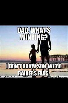 Raiders suck!