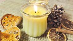 Massagekerzen selber machen (Do it yourself)