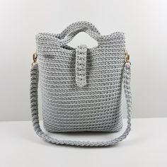 Crochet Beach Bags, Crochet Tote, Crochet Handbags, Crochet Shoulder Bags, Leather Label, Handmade Bags, 8 Weeks, Patience, Etsy
