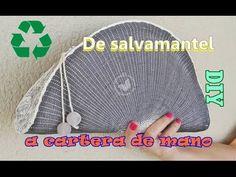 Haz un Bolso de Mano con un Salvamantel - Hazlo tu Mismo Estilo - Guidecentral - YouTube