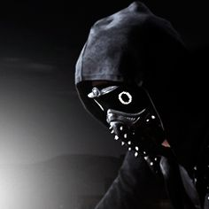Wrench, Watch_Dogs 2 i want this mask!!!