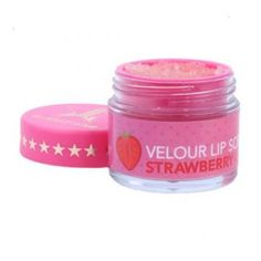 Strawberry Gum Jeffree Star Cosmetics Velour Lip Scrub