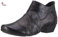Remonte D7383, Escarpins Femme, Noir (Schwarz/Granit/Graphit / 45), 38 EU - Chaussures remonte (*Partner-Link)