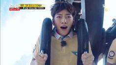 XD ❤️❤️❤️ Ji Chang Wook on Running Man