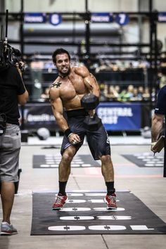 #Froning #DumbbellSnatch #CrossFit