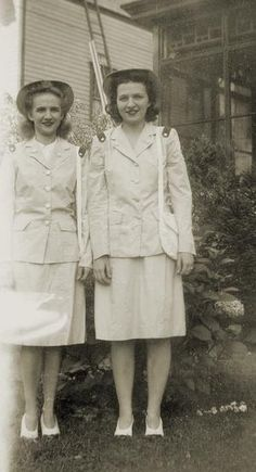 World War II Army Cadet Nurse Corps ~