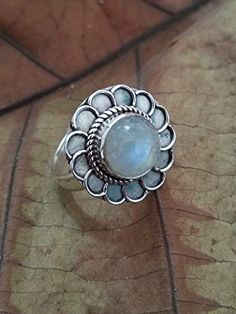 Moonstone Jewelry, Sterling Silver Jewelry, Silver Rings, Copper Jewelry, Gemstone Jewelry, Hippie Rings, Gypsy Rings, Handmade Wedding Rings, Best Friend Jewelry