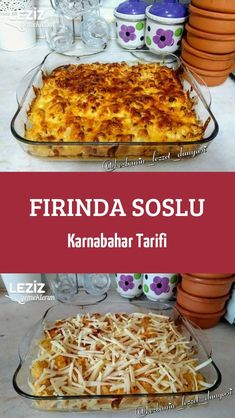 Fırında Soslu Karnabahar Tarifi – tarif listem – – Vejeteryan yemek tarifleri – Las recetas más prácticas y fáciles Pizza Recipes, Sauce Recipes, Vegan Recipes, Baked Cauliflower, Cauliflower Recipes, Fun Easy Recipes, Easy Meals, Turkish Recipes, Ethnic Recipes