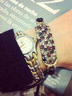 A Xavier del Cerro bracelet