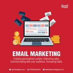 It assists in reaching out to specific audiences by delivering promotional email messages such as discount offers, coupons, promotions, and more.