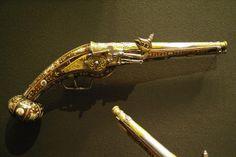 Wheellock pistol   Flickr - Photo Sharing!