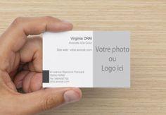 Personnaliser votre Carte de visite standard