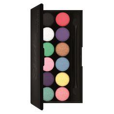 Paleta farduri Sleek Lagoon doar pe http://www.makeup-shop.ro