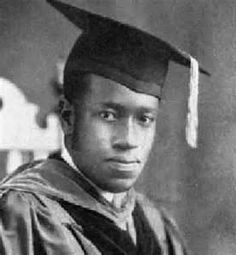 Born December 5, 1895, Elbert Frank Cox earned his undergraduate degree from the University of Indiana. In 1925, he became the first African American to earn a Ph.D. in mathematics. He taught for 40 years at West Virginia State College and Howard University. After he retired, Howard established a scholarship fund in Cox's name to encourage future Black mathematicians