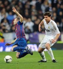 My man...Xabi...Real Madrid