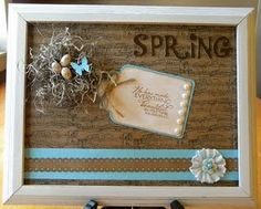 spring decor by lara