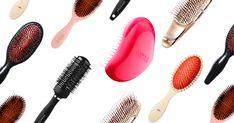 When was the last time you thought about your hair brush? While easy to overlook in favor of the latest hair products or color inspirations, choosing the right brush is one of the most important things you can do for your 'do.  Selecting one that's optimal for your hair type will give you the best