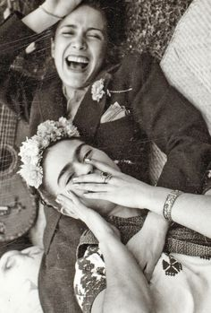 Frida Kahlo and Chavela Vargas, 1950s