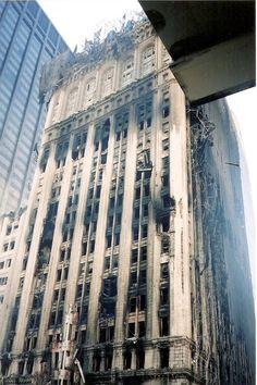 9/11 - Destruction on Liberty Street