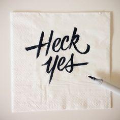 Heck yes - Sean Tulgetske
