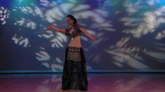 Irina - Tribal Fusion Belly Dance improvisation ( Танец живота )