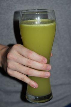 Juice dine grøntsager