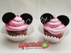 #cupcake #MickeyMouse @DisneyPictures @Disney @WaltDisneyWorld @DisneyAnimation #pbx 6435035 #Bucaramanga #colombia    #PEDIDOS: gerencia@pecaditos.com.co #TELÉFONOS: 6435035 - 3008950900 – 3105672077 #Whatsapp: 3008950900 #Ponqués #Bucaramanga — at #Cabecera: Cra.35 #54-113.