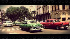 Oldtimers - Back to 50's at Havana street