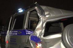 37-летний майор полиции погиб в ДТП под Калининградом