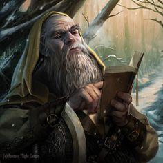 Sorcier - Wizard -Magicien - Pouvoir - Gandalf - Zauberer - mago - 마술사 - マジシャン - μάγος - волшебник