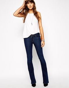 Levi's Bootcut Skinny Jeans