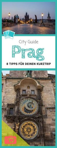 """8 Tipps für einen Besuch in Prag im Sommer Prague is literally overrun by tourists in summer. Nevertheless, worth a visit to the """"Golden City"""" at this time of the year. Here are 8 important tips for your city trip. Europe Destinations, Vacation Pictures, Travel Pictures, Prague, Travel Goals, Travel Tips, Travel Hacks, Travel Ideas, Travel Captions"""