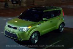 2014 Kia Soul in Acid Green  Call 360-888-4095 ext. 115 Lorelei Fleming Hanson Motors
