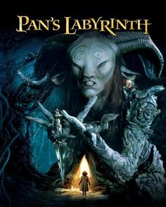 Pan's Labyrinth #Movie 5 Stars