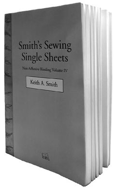 Yes - Keith Smith is my hero.  Volume IV Non-Adhesive Binding:  Smith's Sewing Single Sheets