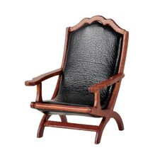 """1/2"""" Scale Monticello Campeachy Chair"""