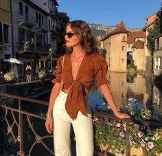 Summer Beach Looks Casual Outfits, Cute Outfits, Fashion Outfits, Fashion Tips, Woman Outfits, Office Outfits, Fashion Beauty, Biker Look, Parisienne Style