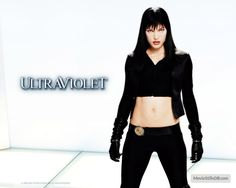 Ultraviolet - Wallpaper with Milla Jovovich